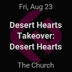 Desert Hearts Takeover, Desert Hearts – Denver – Aug 23   edmtrain