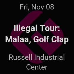 Illegal Tour, Malaa – Detroit – Nov 8 | edmtrain