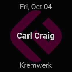 Carl Craig – Seattle – Oct 4 | edmtrain