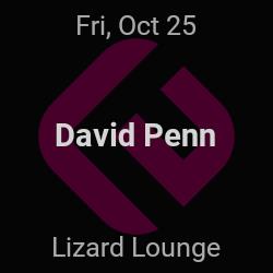David Penn – Dallas – Oct 25 | edmtrain