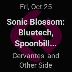 Sonic Blossom, Bluetech – Denver – Oct 25 | edmtrain