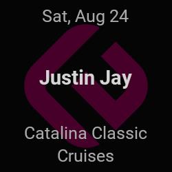 Justin Jay – Long Beach – Aug 24   edmtrain