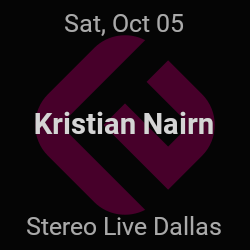 Kristian Nairn – Dallas – Oct 5 | edmtrain