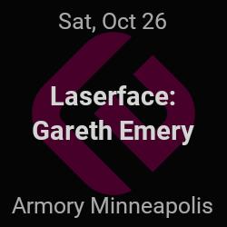 Laserface, Gareth Emery – Minneapolis – Oct 26 | edmtrain