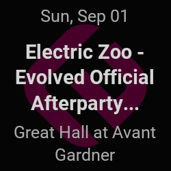 Electric Zoo - Evolved Official Afterparty, Gud Vibrations