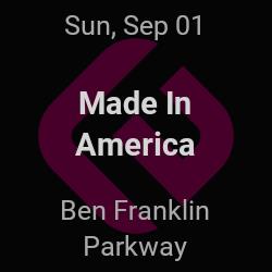 Made In America – Philadelphia – Sep 1 | edmtrain