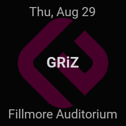 GRiZ – Denver – Aug 29 | edmtrain