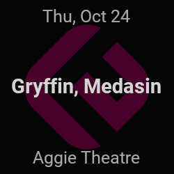 Gryffin, Medasin – Fort Collins – Oct 24 | edmtrain