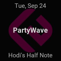 PartyWave – Fort Collins – Sep 24 | edmtrain