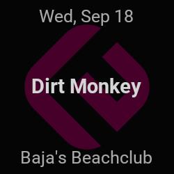 Dirt Monkey – Tallahassee – Sep 18 | edmtrain