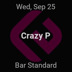 Crazy P – Denver – Sep 25   edmtrain